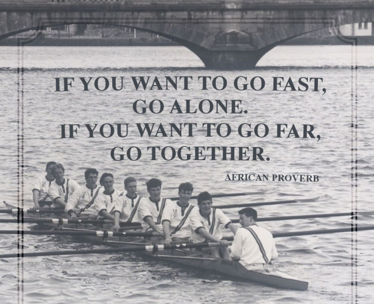 Go together quote